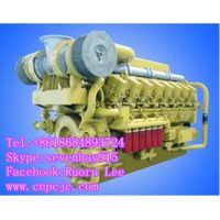 H12V190ZL Series 6000 diesel engines (1160~2400KW)