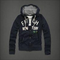 men's hoody fleece jacket top thumbnail image