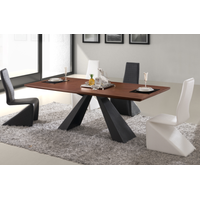 Kangbao Latest Design dining room set, Modern Wood Table,dining table designs