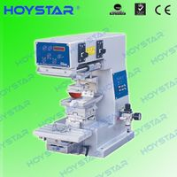 desktop single color pad pritning machine for pen/ball/cap