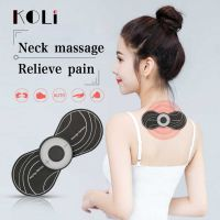 Handheld Smartphone Charge Massage for Neck Fatigue Release EMS Muscle Massage thumbnail image