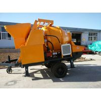 30m3/h Concrete Mixer with Pump for sale