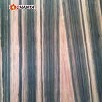 Cheap Price paper overlay veneer face decorative composite plywood sheets from chanta