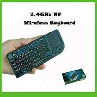 2.4GHz RF Mini Wireless Keyboard