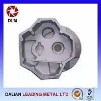 Customized ADC12 Aluminum Alloy Die Casting Parts