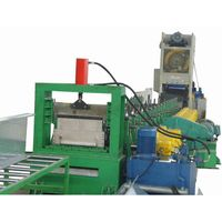 Automatic Cable Tray Roll Forming Machine--After Cutting