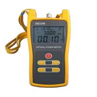 Optical power meter SX3208