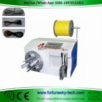 Automatic Nylon Tie Cable Strapping Machine thumbnail image