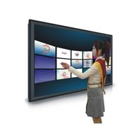 Manufactory Platform Interactive Panel Teach/Meeting Room 32-98inch LCD Touch Screen