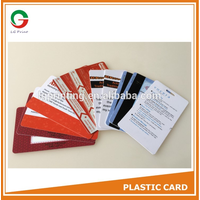Professional plastic card printer with low price thumbnail image