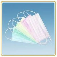 Colorful Non-woven Disposable Face Mask For Surgical thumbnail image