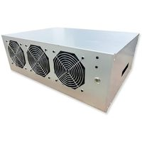 BsCom Complete Mining Rig ETH Miner System for Mining Ethereum Coin with Windows 10 ,Mining Motherbo