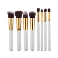 2016 Hot sale wooden handle makeup brush Mini blush brush free sample