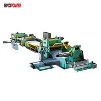 steel coil cutting machine ss sheet cutter stainless steel cutting machine price thumbnail image