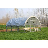 13'x13' Corral Shelter,Goat Run,Equine Shed