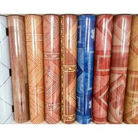 Plastic Flooring Type and PVC Material Vinyl Flooring Roll