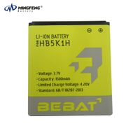 Factory Price HB5K1H Replacement Mobile Phone Battery For Huawei 3.7v 1500mAh