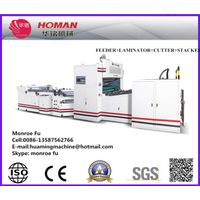 Full Automatic Film Laminating Machine