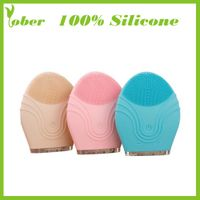 100% Silicone Facial Brush