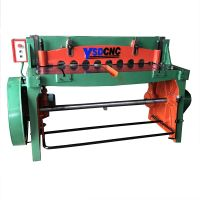 electric Stainless steel shearing machine for sale