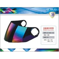 High Quality Mulit Iridium Full face visor