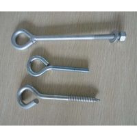Zinc Plated Nonstandard Eye Screw Bolt Metal Eye Bolt