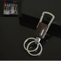 Silver High Quality Metal Carabiner Keychain For Business Gift