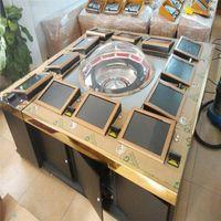 Hot-Sale in South America Casino Roulette Gambling Machine
