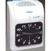 Electronic  time  card clock S-210P