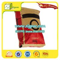 Export to US and FDA certificate approved high quality 50kg cement bag thumbnail image