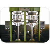 capsule vulcanzing machine