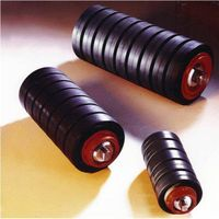 Dia.89mm Q235 Steel Tube Impact Roller buffering roller for Sale thumbnail image