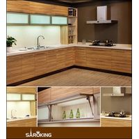 European Style Melamine MFC Kitchen Cabinets