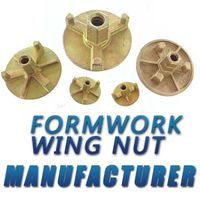 Ductile Iron Casting Formwork Wing Nut