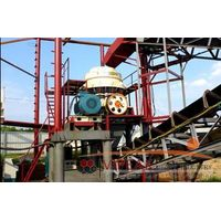 Henan stone crusher production line