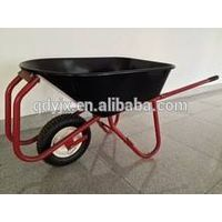 utility-cart yard garden wagon lawn heavy duty wheelbarrow trailer WB8600
