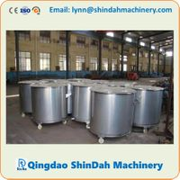 Stainless steel storage tank, stainless steel silo, SS Tank