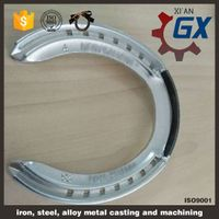 Manufactures Different Types of Aaluminum Craft Horseshoes
