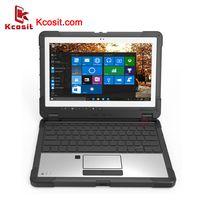 "Rugged Laptop Computer Military Mobile 10 Pollice Tablet PC Tough Windows 11.6"" Intel skylake 8G RAM"