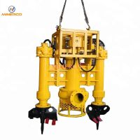 Submersible Slurry Dredging Pump Made in China thumbnail image