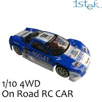 RTR 1/10 4WD on road RC Racing Car