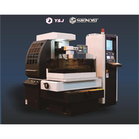 F series Intelligent Medium Speed CNC Wire Cut EDM