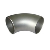 "8"" Seamless pipe fittings Carbon steel A234 WPB elbow"