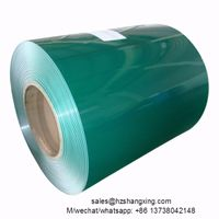 Galvanized steel coil, Galvalume steel coil, Pre-painted galavanized steel coil, Prepainted galvalum thumbnail image