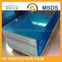 stainless steel protective film/adhesive stainless steel protection fil/stainless sheet protective f