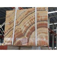 rainbow onyx marble slab