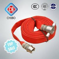 Lay Flat Flexible High Pressure Fire Fighting Hose