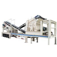 Good quality low cost aggregates stone crushing plant thumbnail image