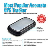 Vehicle Gps Tracker With 5000 Mah Battry