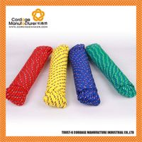 PP Multifilament Diamond Braided Rope